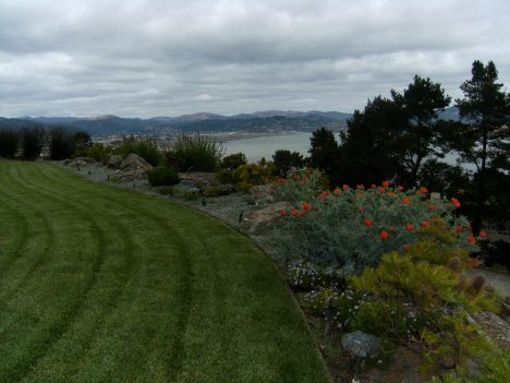 This is a different property with a great view of SF bay