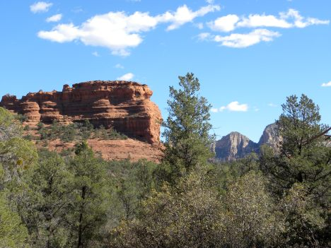 Red buttes of Sedona