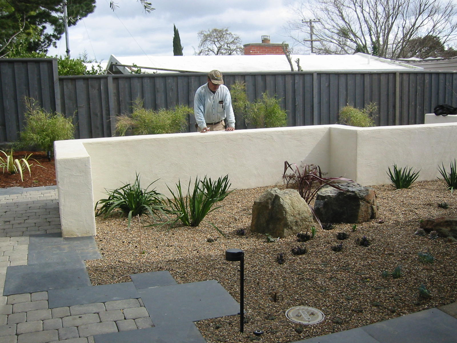 Landscaping Plan Landscaping Ideas With Dg
