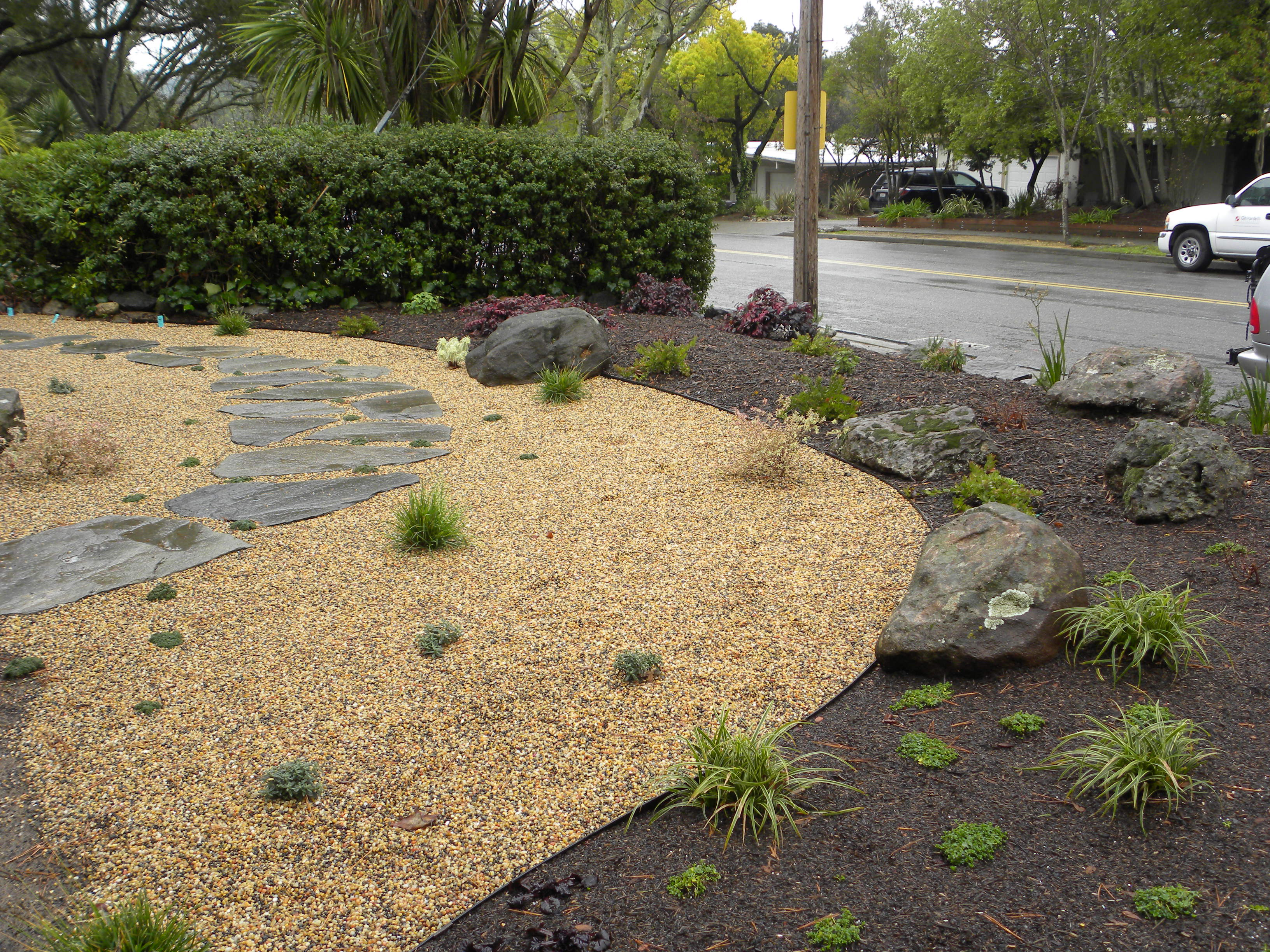 How to choose boulders for any garden The Human Footprint