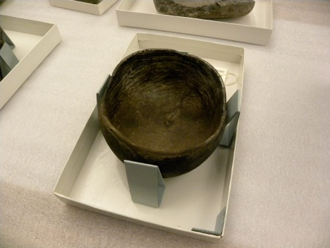 YNP Archives Sheep Eater bowl