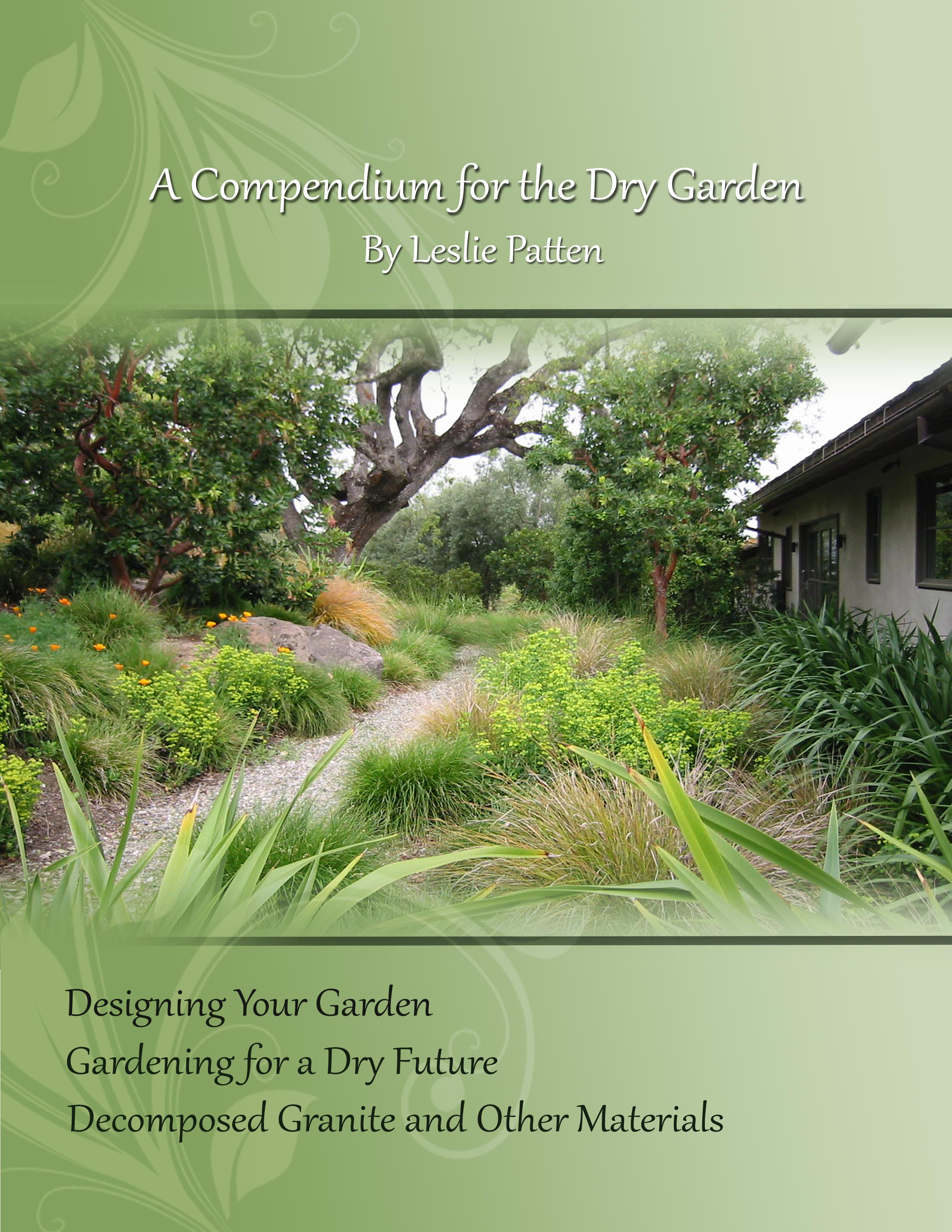 A Compendium for the Dry Garden