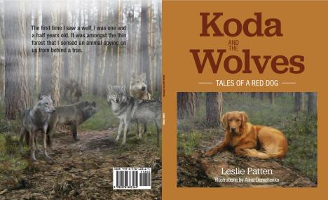 Koda and the wolves